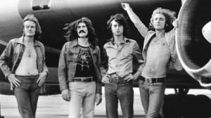 Registro histórico do Led Zeppelin faz parte da exposição