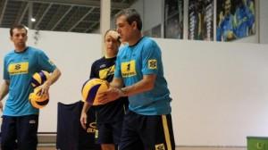 Zé Roberto prepara a Seleção Brasileira para a disputa do Grand Prix